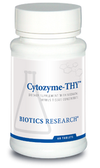 Cytozyme-THY (Thymus) 60T - Biotics Research NW