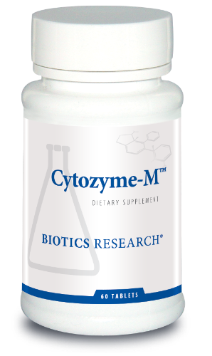 Cytozyme-M (Male) 60T - Biotics Research NW