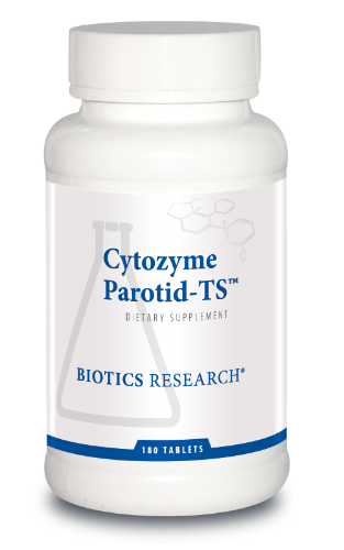 Cytozyme Parotid-TS 180T - Biotics Research NW