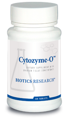 Cytozyme-O (Ovarian) 60T - Biotics Research NW