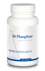 B6 Phosphate 100T - Biotics Research NW