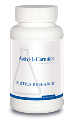 Acetyl-L-Carnitine 90C - Biotics Research NW