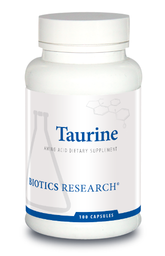 Taurine 100C - Biotics Research NW