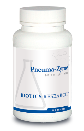 Pneuma-Zyme 100T - Biotics Research NW