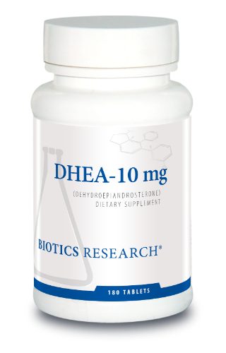 DHEA (10mg)  180T - Biotics Research NW
