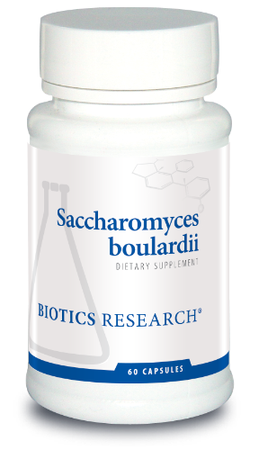 Saccharomyces boulardii 60T - Biotics Research NW