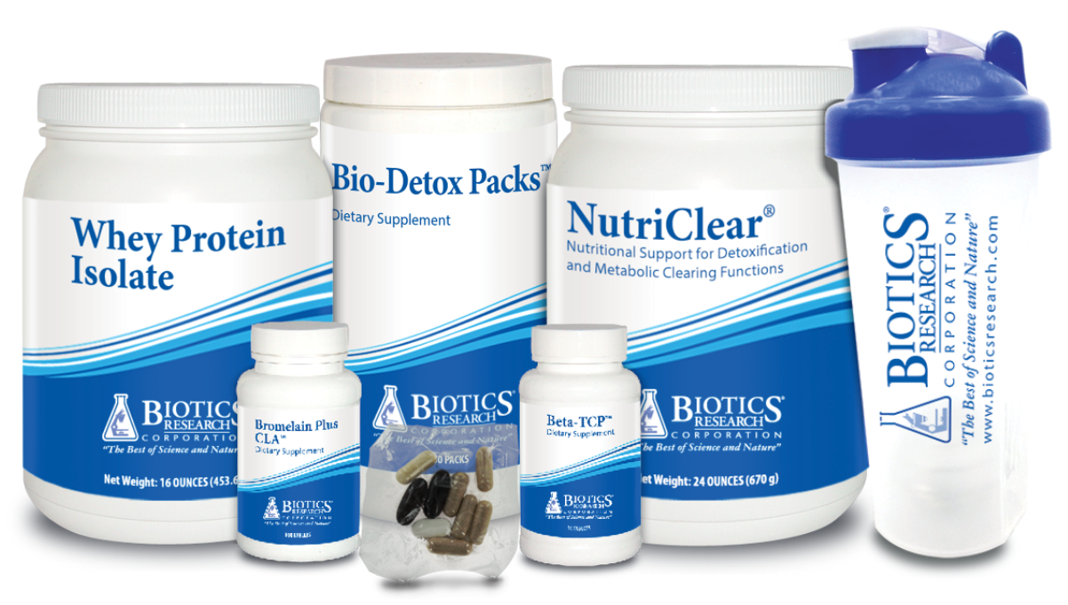 Complete BioDetox-Standard - Biotics Research NW