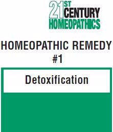 Detoxification 4 oz.