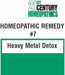 Heavy Metal Detox 4 oz.
