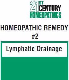 Lymphatic Drainage 4 oz.