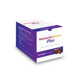 MetabolicBiome™ Plus - Pea Protein Chocolate