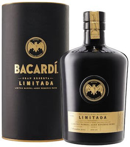 BACARDI RESERVA LTD RUM 750ml
