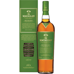 MACALLAN EDITION 4 WHISKEY 750ml