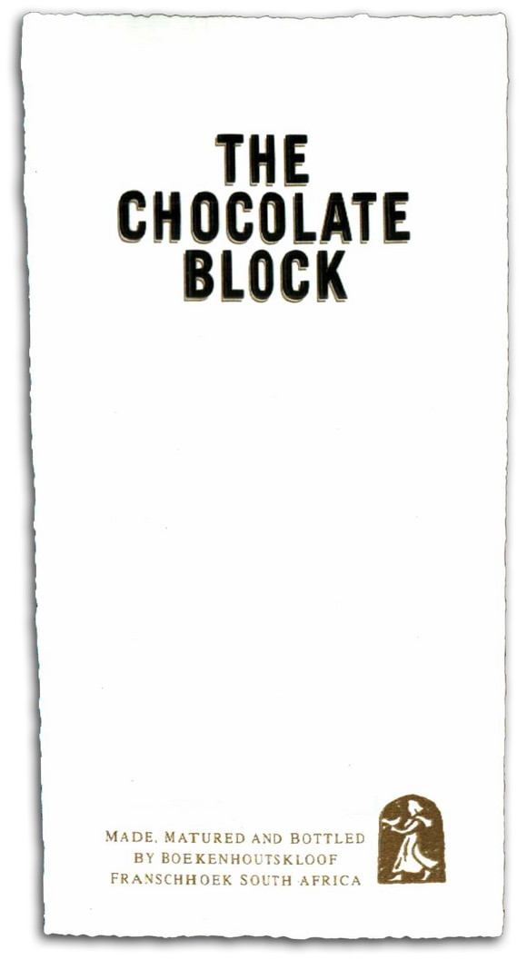 The Chocolate Block Red Rhône Blend 2017 750ml
