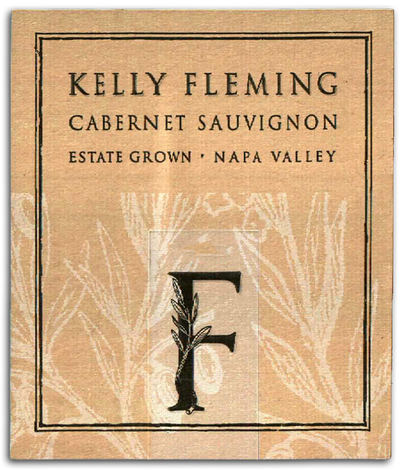 Kelly Fleming Cabernet Sauvignon 2016 750ml