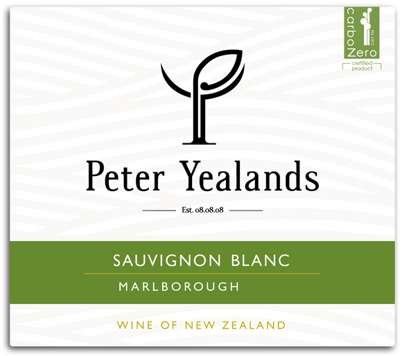 Peter Yealands Sauvignon Blanc 2019 750ml