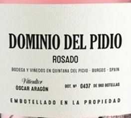 Dominio del Pidio Rosado 2016 750ml