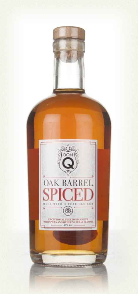 DON Q SPICE RUM 750ml