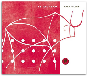 "Jax Vineyards ""Y3 Taureau"" Red Blend 2015 750ml"