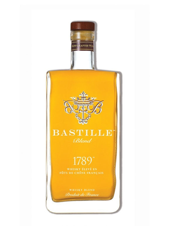 BASTILLE 1789 BLENDED HANDCRAFTED FRENCH WHISKEY 750ml