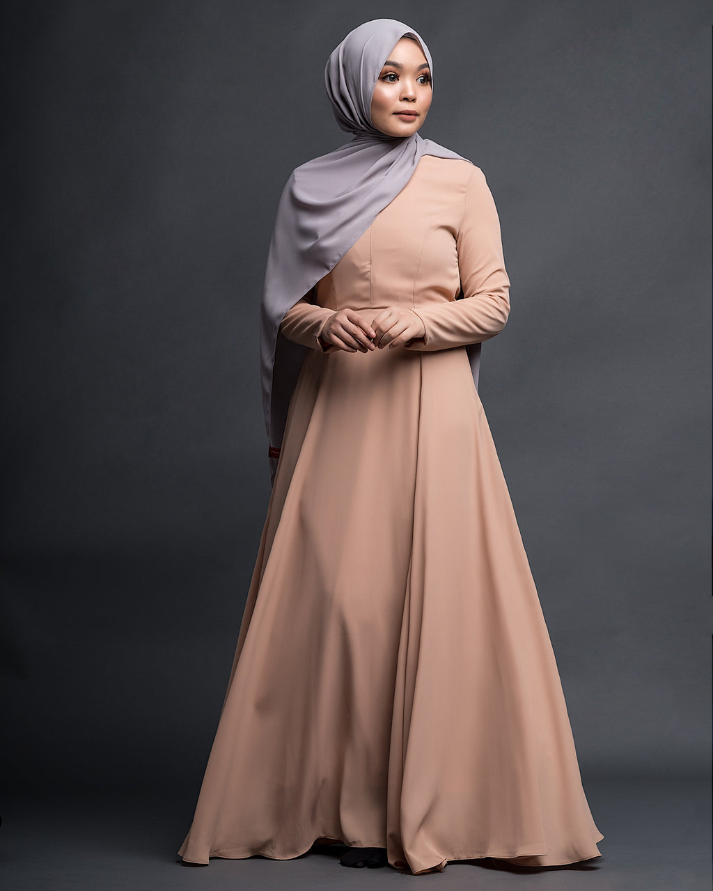 NN Basic Dress - Perfect Nude