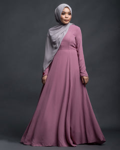 NN Basic Dress - Mauve