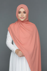 NN Basic Shawl (Sugar & Spice)