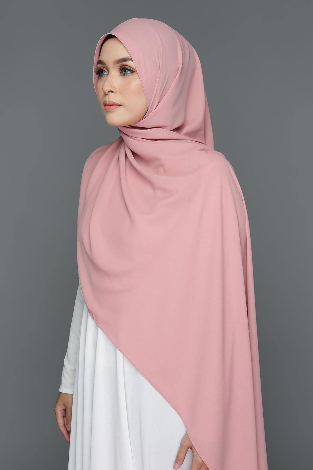 NN Basic Chiffon (Strawberry Milkshake)