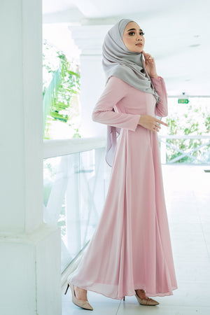 NN Basic Dress (Victorian Blush)