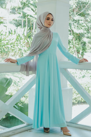 NN Basic Dress (Menthol Blue)
