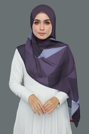 Geo (Purple/grey)
