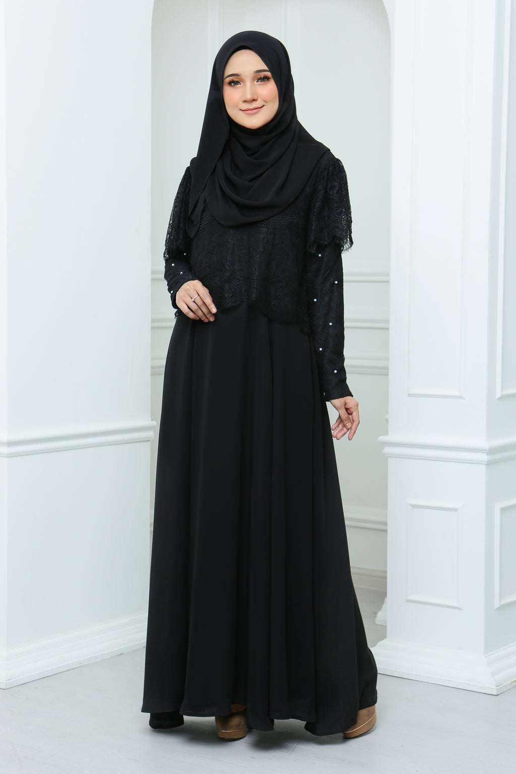 Mawara Dress Adult (Black)