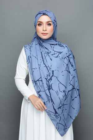 Marble Shawl (Blue Me Away)