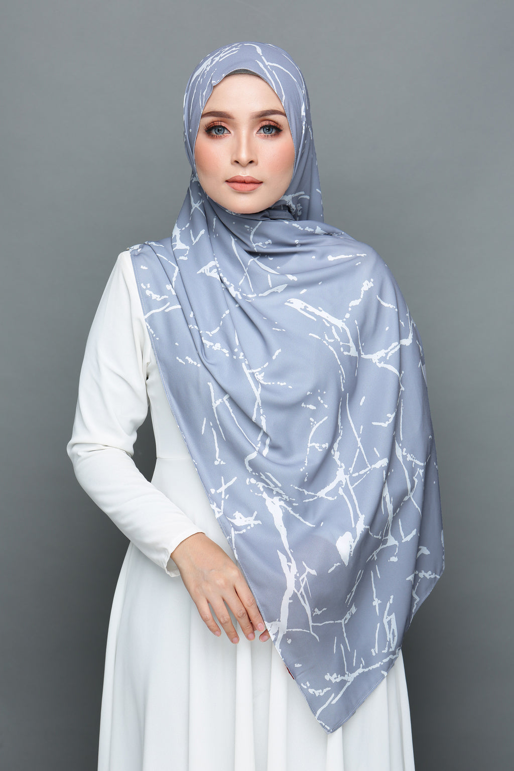 Marble Shawl (Silver Lining)
