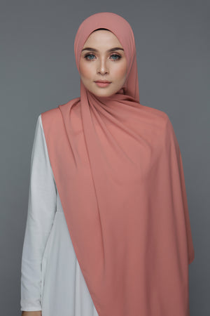 NN Powdered Chiffon (Tangerine )