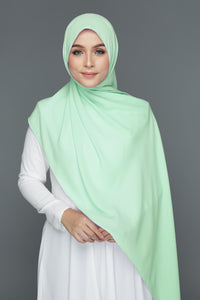 NN Basic Chiffon (Green Apple)