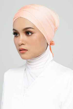 Tie Back Double Cross (Sorbet)