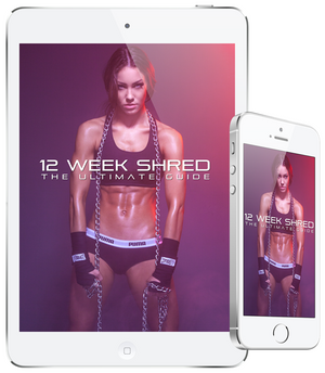 12 Week Shred Transformation Pack [Women's Edition]
