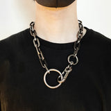 Giotto Hip Chain Black