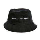 Until We Meet Again Bucket Hat