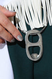 BEER CAN BEER OPENER KEY CHAIN