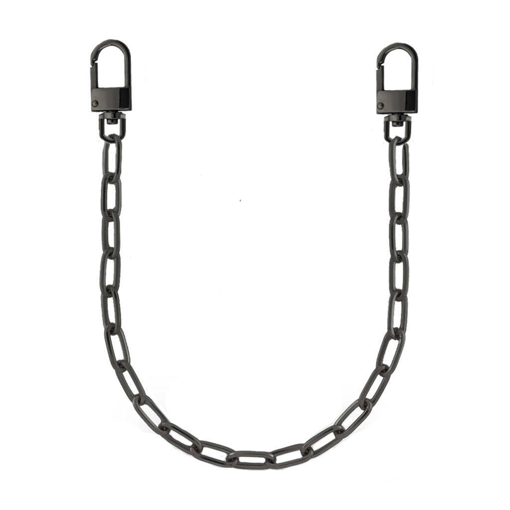 Harlem Hip Chain Black