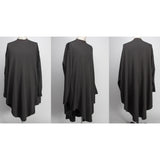 Long T-shirt Black