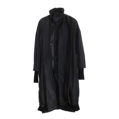 Long Coat Black