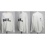 NIL Sweatshirt White