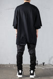 NIL BIG T-SHIRT BLACK