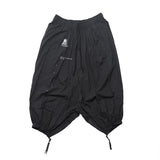 Puffed Pants Black