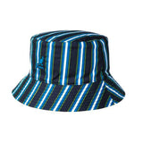 Double Pattern Bucket Navy