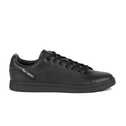 RAF SIMONS RUNNER ORION BLACK SNEAKERS