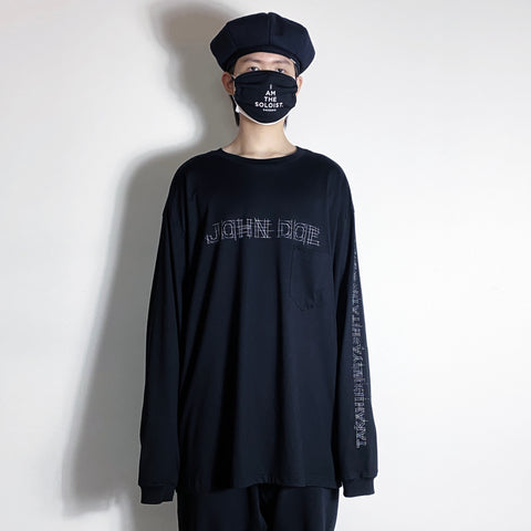 John Doe Oversized LS Tee